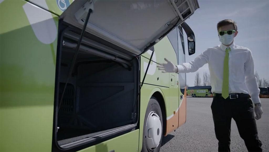 Procedury COVID-19 w pojazdach Follow me! i Flixbus
