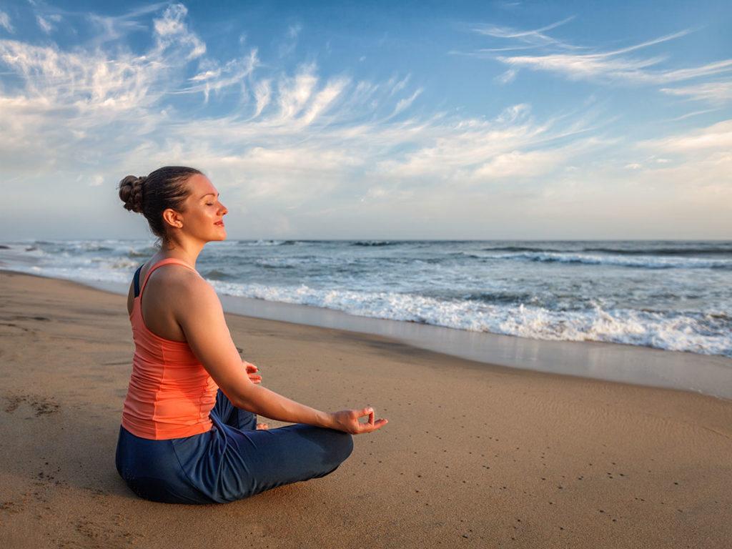 zajęcia jogi szczecin wyjazdy nad morze wycieczki obóz jogi
