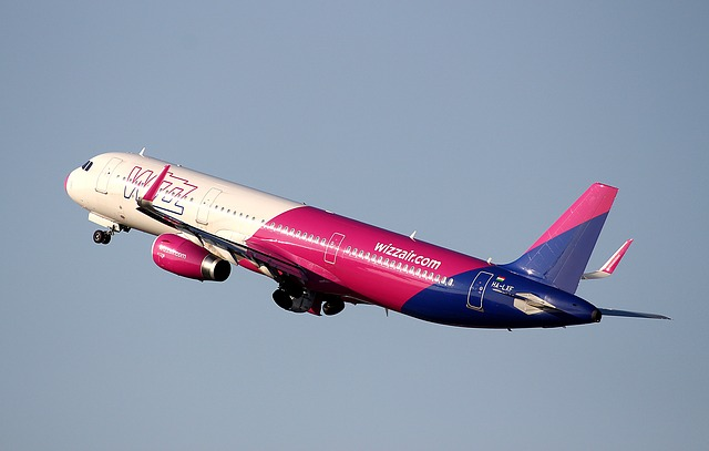 Nowa trasa Wizz Air ze Szczecina
