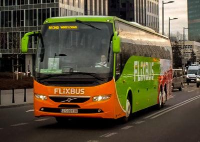 Wraca linia Flixbus Szczecin – Warszawa!