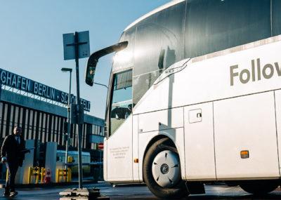 Bus Berlin Schonefeld