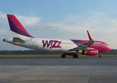 Nowa trasa Wizz Air ze Szczecina!
