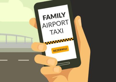 Promocja Family Airport Taxi