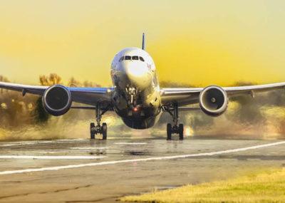 Zakaz lotów – nowe decyzje rządu. Są dobre wieści.