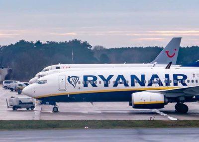Loty z Lotniska Goleniów. Ryanair wznowi loty?