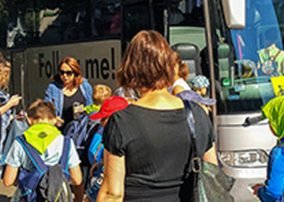 Autokary turystyczne – 100% miejsc dostępnych dla pasażerów.