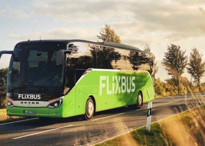 Nowość! Flixbus Stargard Berlin!