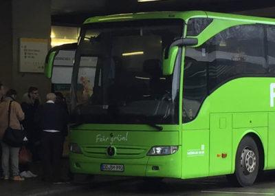 Flixbus – wznowiliśmy trasy do Berlina, Warszawy, Gdańska.