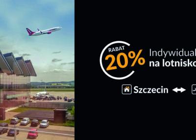 Promocja! Transfer na lotnisko Gdańsk 20% taniej!
