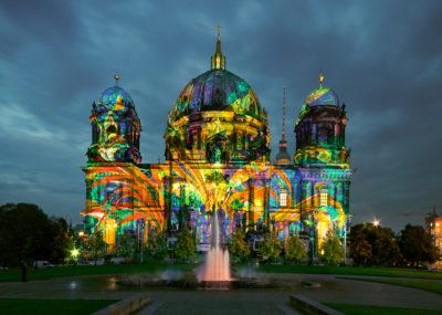 Festiwal Świateł – zobacz rozświetlony Berlin!